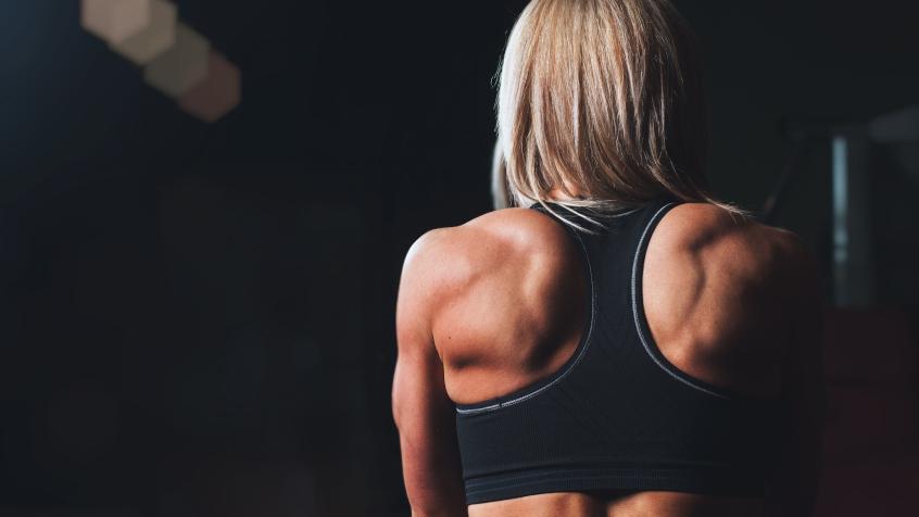ćwiczenia na bolące plecy